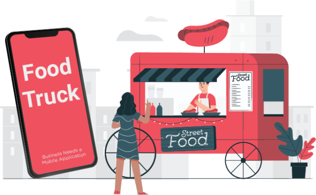 Reasons, Why Need to Develop an App for Your Food Truck Business